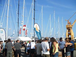 Barbacoa Neozelandesa por motivo del Kiwi Day en la Superyacht Cup