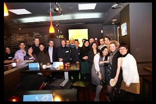 7ª edicón de Born 2 Business networking