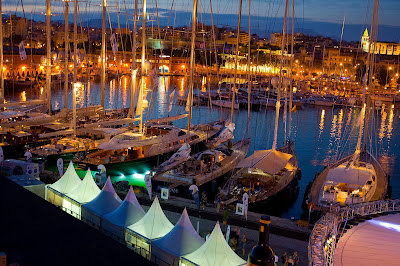 PALMA DE MALLORCA GEARS UP FOR 2011 SUPERYACHT CUP WITH NEW ENTRIES