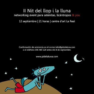 La nit del llop i la lluna 2008