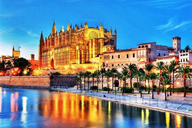 Mallorca, punto estratégico para grandes eventos/Majorca, strategic point for big events