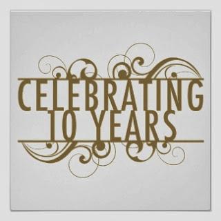 Hoy cumplimos 10 años!